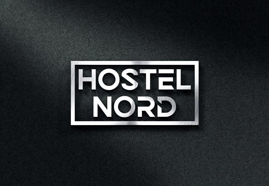 разработка логотипа для хостела