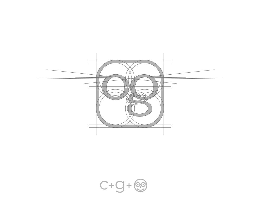 Построение логотипа для магазина комиксов