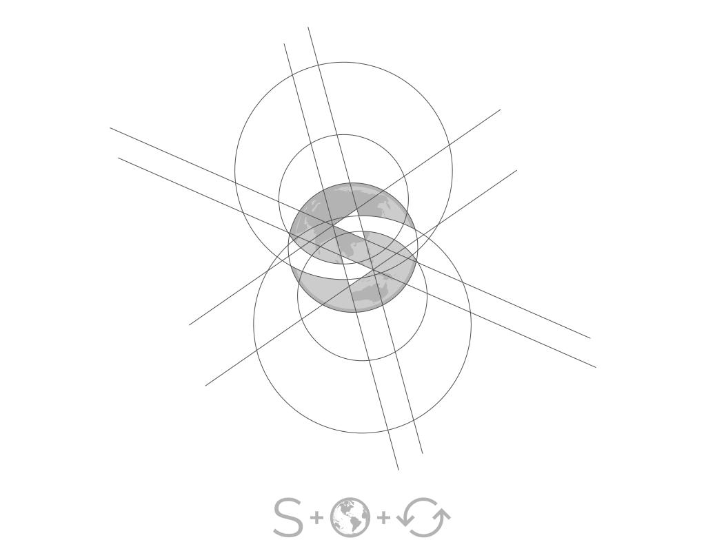 Построение логотипа spectre industries