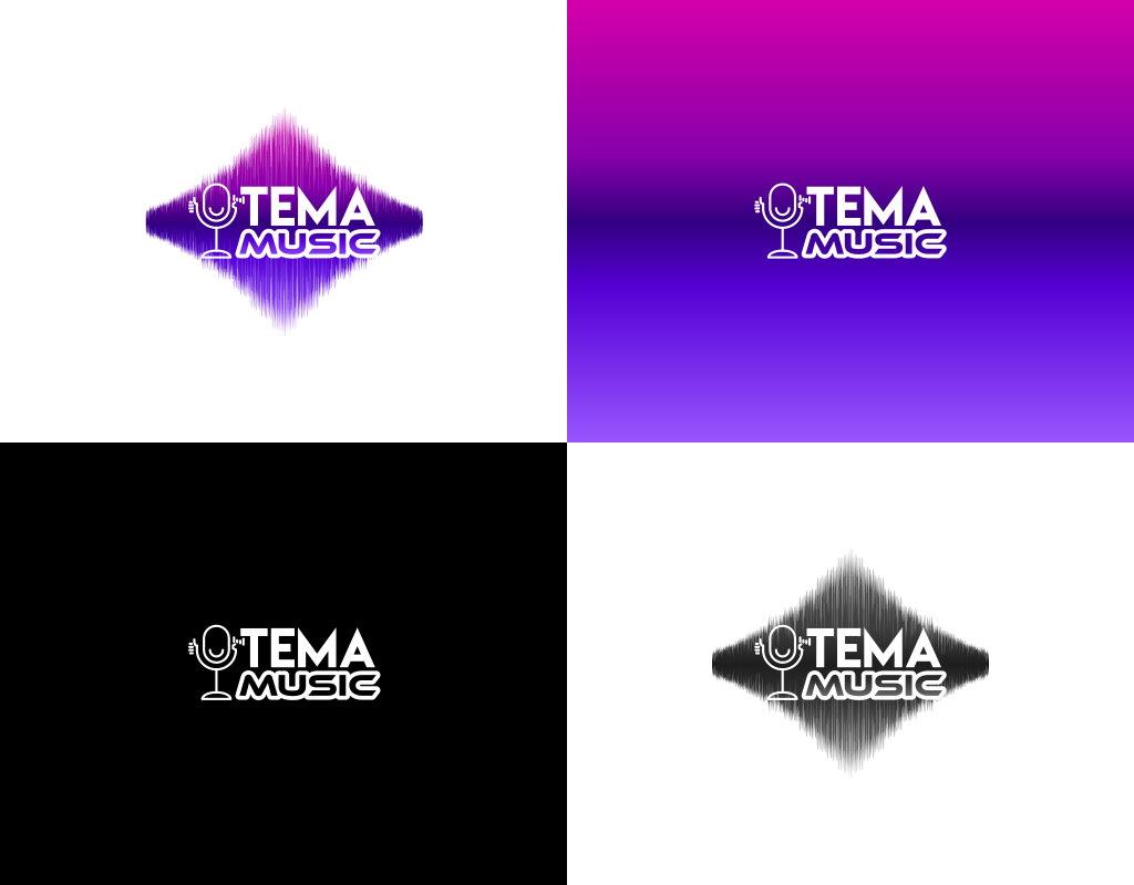 разработка логотипа для музыкальной школы