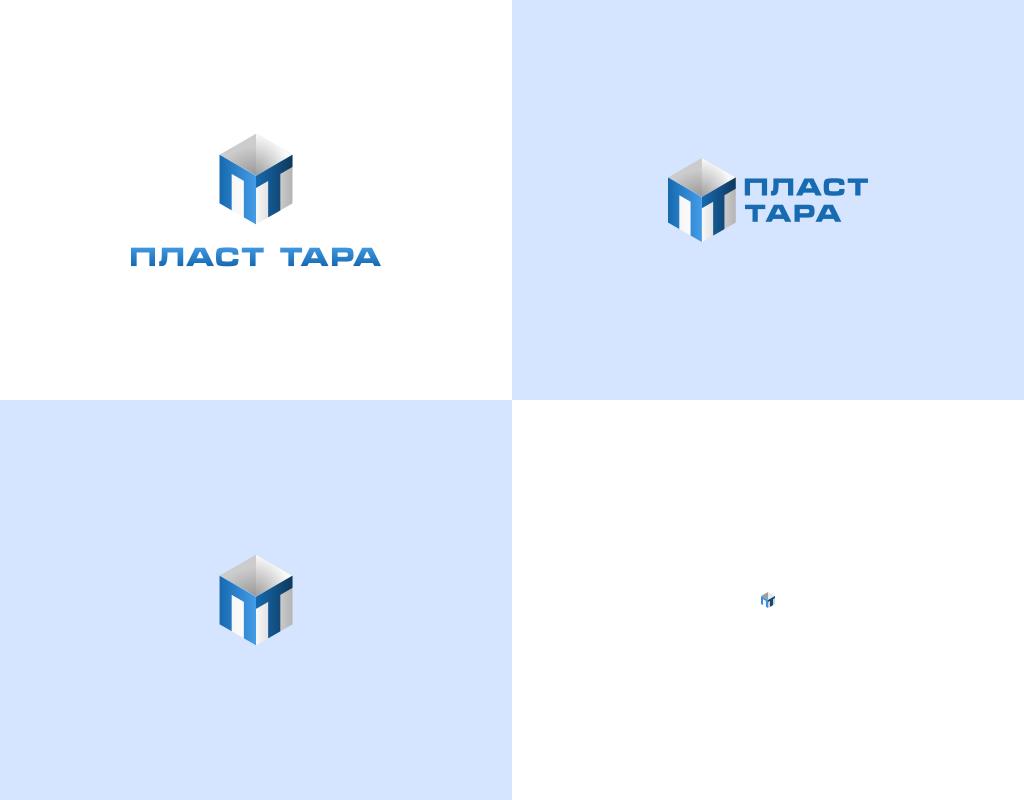 Формы логотипа пласт тара