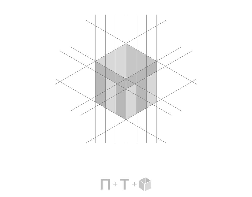 Построение лого пласттара