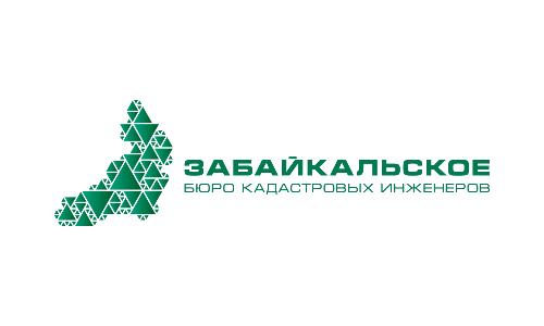 редизайн логотипа кадастрового бюро - стало
