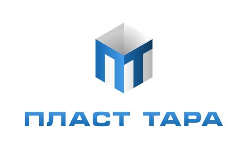 редизайн логотипа компании Пласт тара - стало
