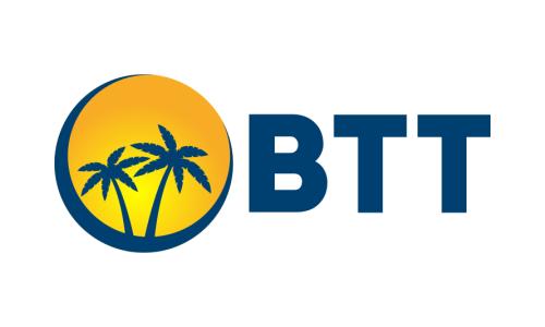 редизайн логотипа туристического агентства - стало