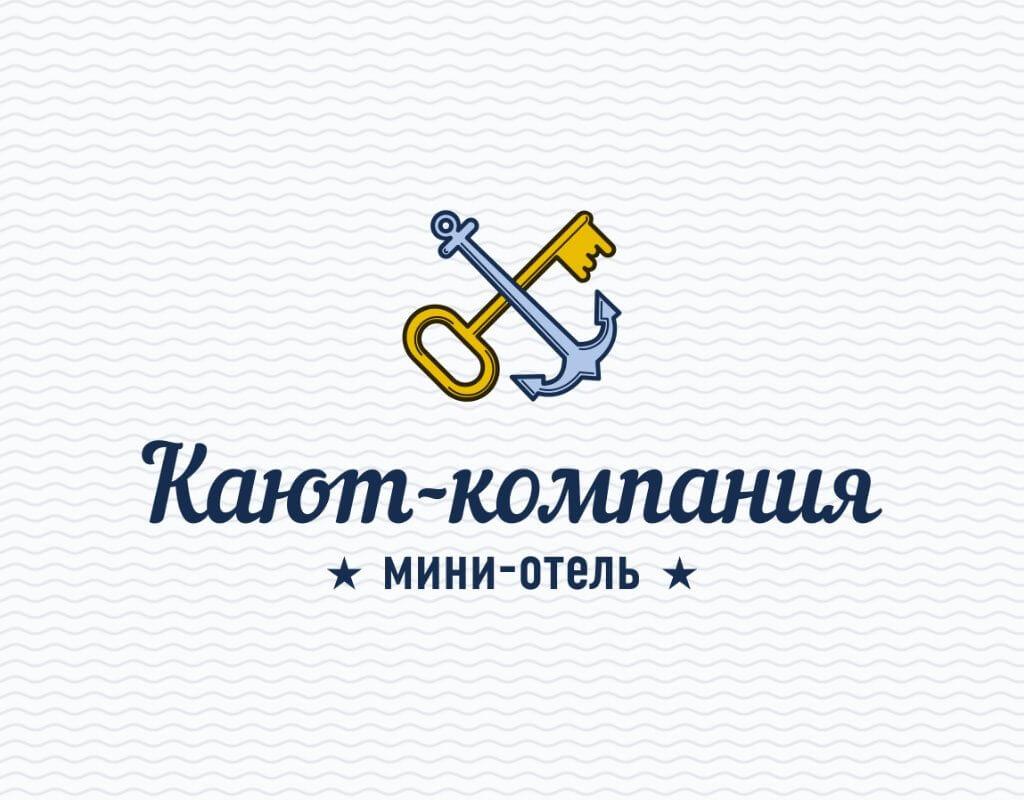 логотип для мини отеля