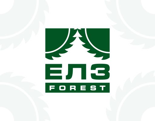 Разработка логотипа для лесозаготовительной компании