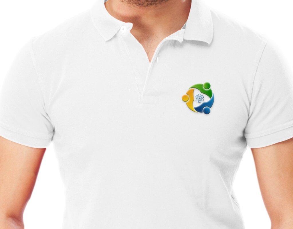 Команда поддержки изменений Росатом разработка логотипа