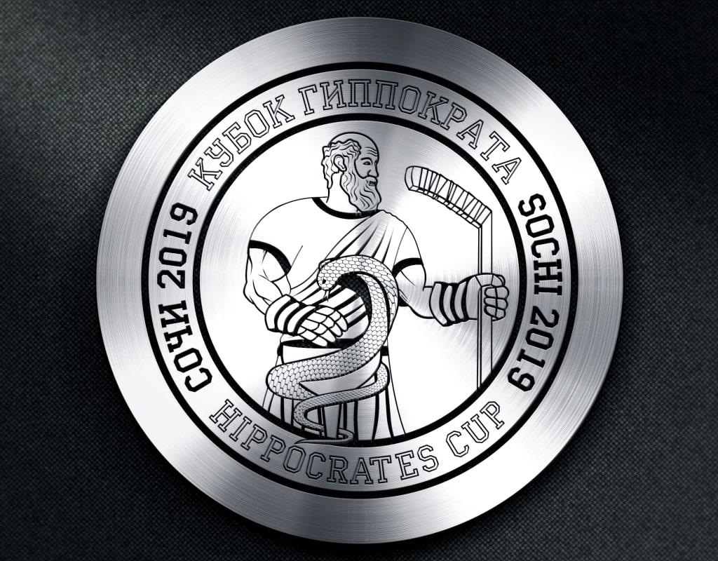 логотип чемпионата по хоккею