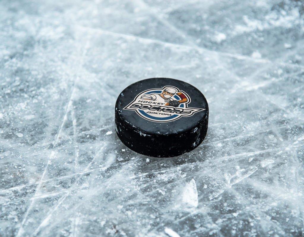 эмблема логотип для хоккейной команды