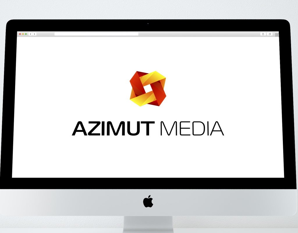 разработка логотипа для медиа группы