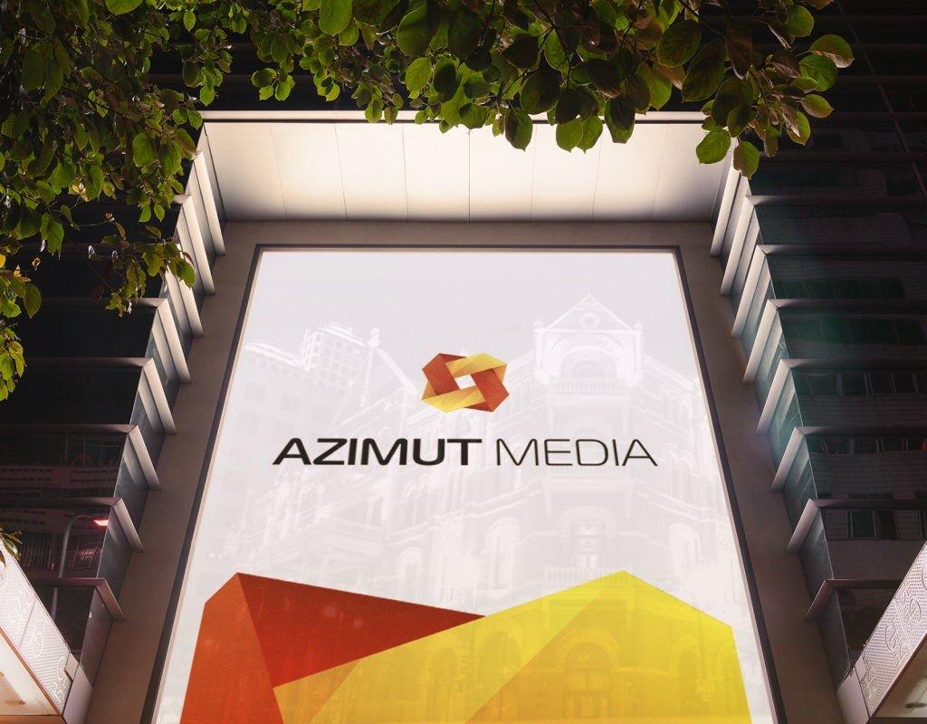 разработка логотипа для медийной стулии