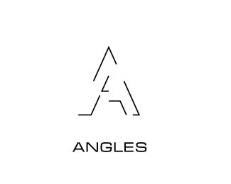 Логотип углы буква А