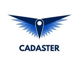 Логотип кадастр