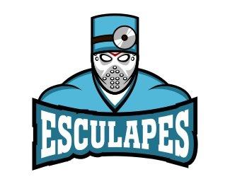 Логотип для хоккейной команды