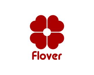 Логотип для цветочного