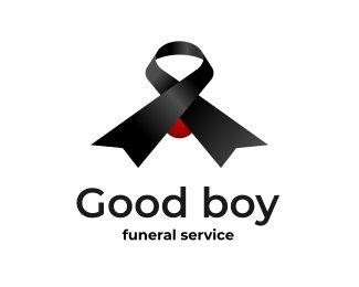 Логотип для похоронного бюро