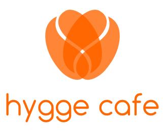 Логотип для кафе хюгге