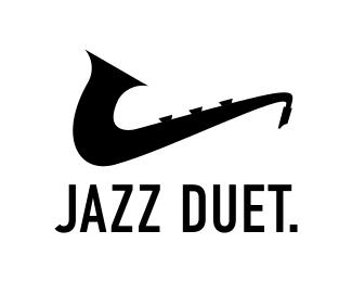 Логотип для джаз исполнителя