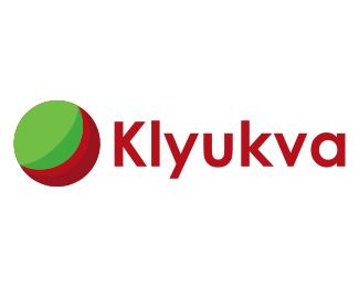 Логотип клюква