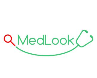 Логотип для медицинский поиск