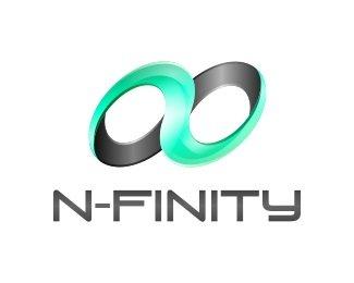 Логотип n-finity