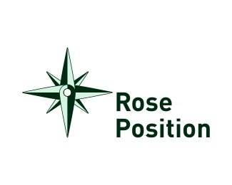Логотип роза ветров