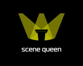 Логотип сцены