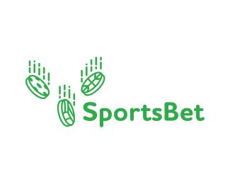 Логотип ставки на спорт букмекер