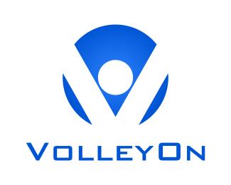 Логотип воллейбольная
