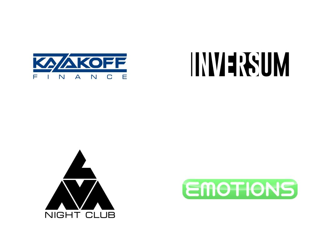 Тренды в логотипах в 2020 года - Уникальные шрифты