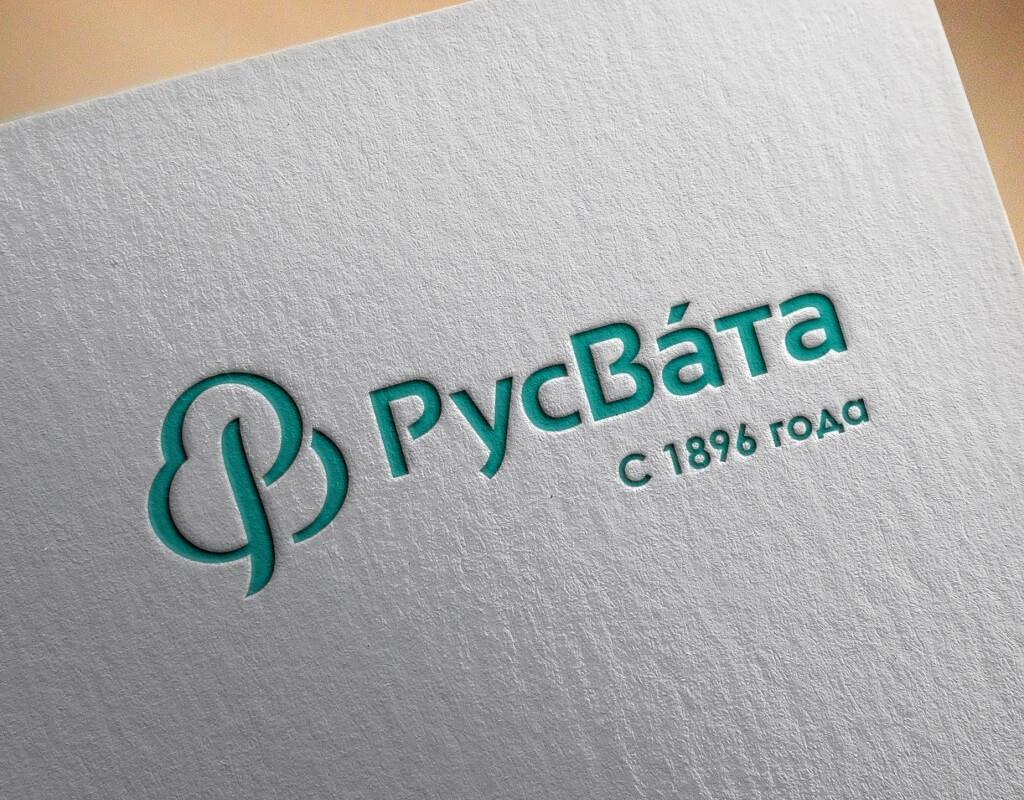 новый логотип русваты