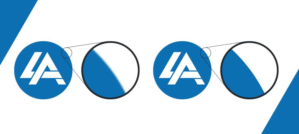 Создать логотип в векторе