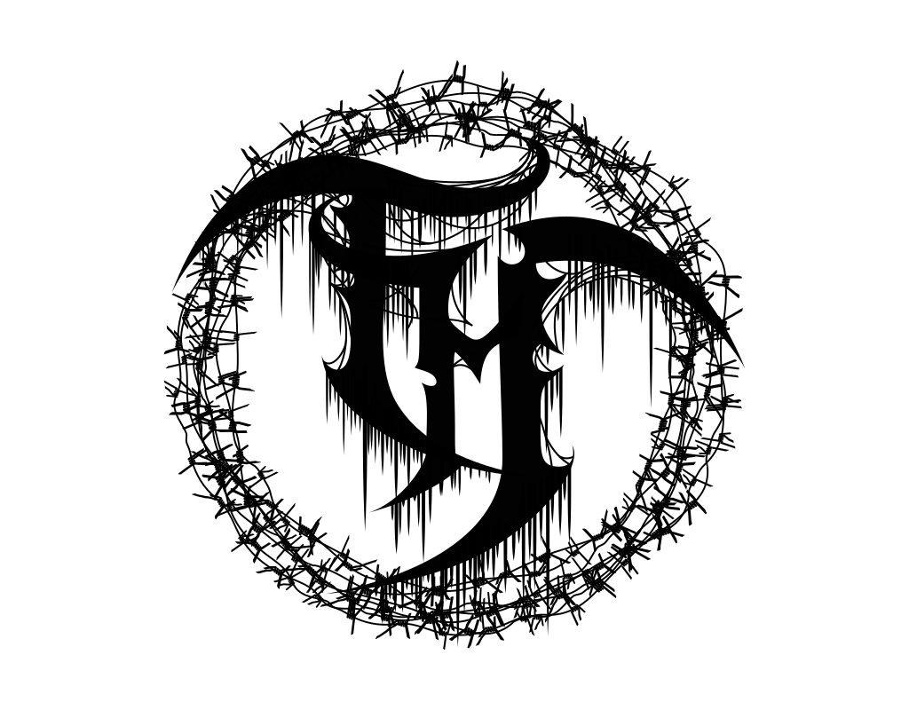 векторизация логотипа один в один ТМ