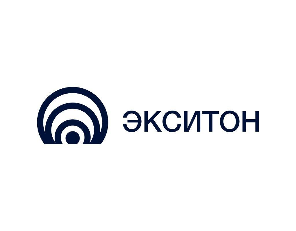 векторизированный логотип экситон