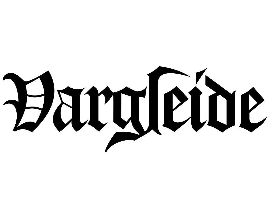 векторизированный логотип Vargleide