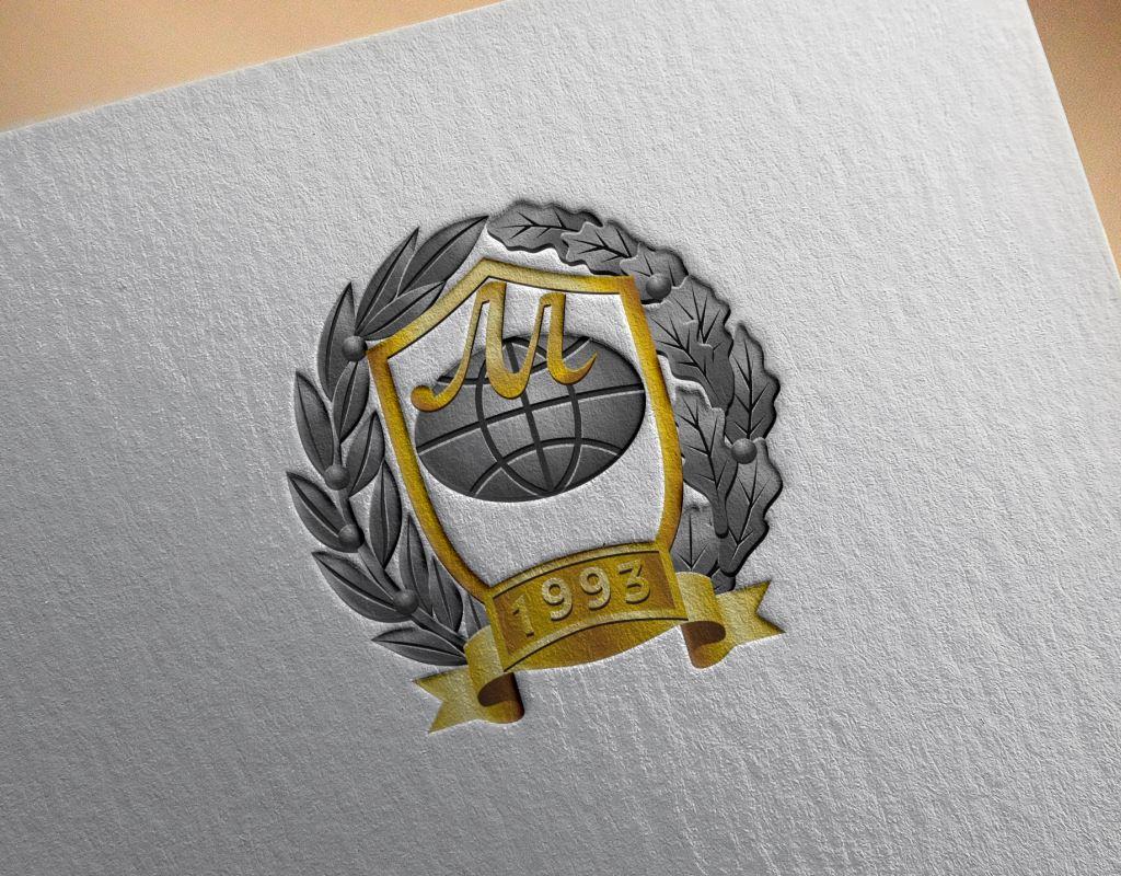 визуализация логотипа мегапир