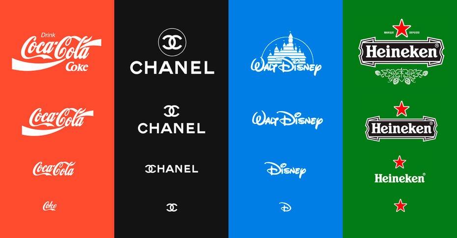 что такое адаптивный логотип