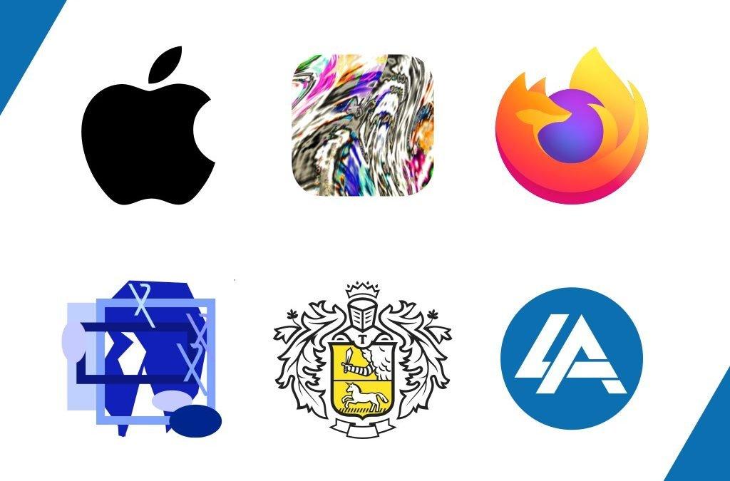 Что такое современный логотип