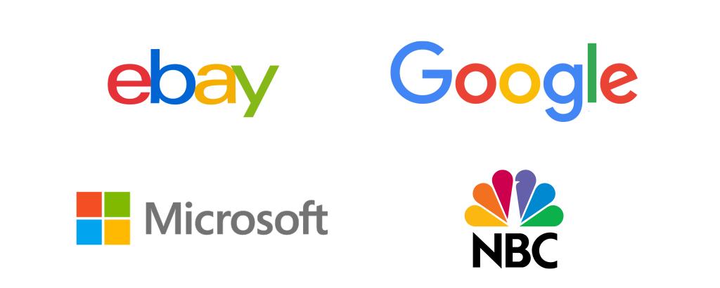 Как должен выглядеть современный логотип
