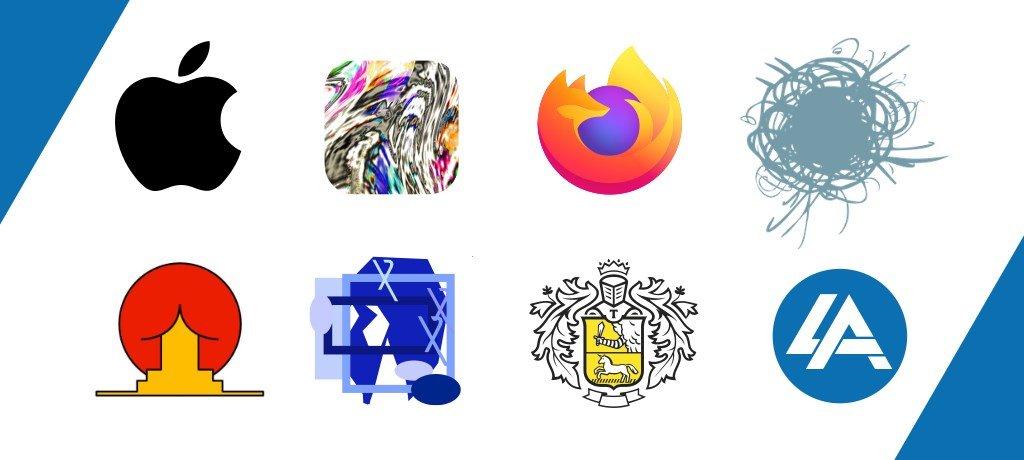 Как выглядит современный логотип