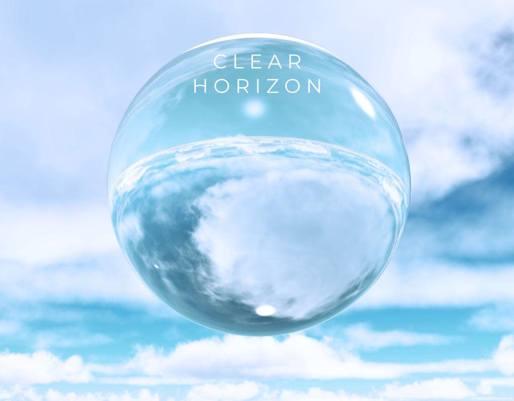 логотип для проекта clear horizont