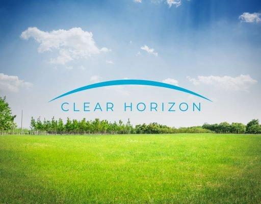 логотип для проекта ясный горизонт