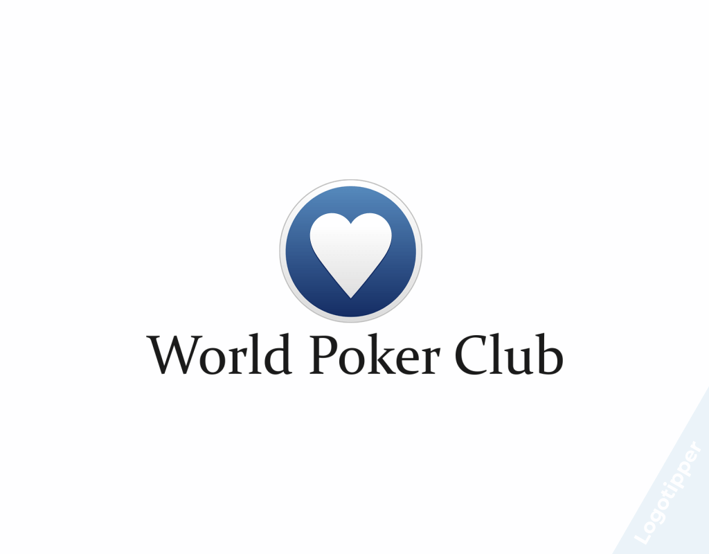 логотип world poker club к 14 февраля