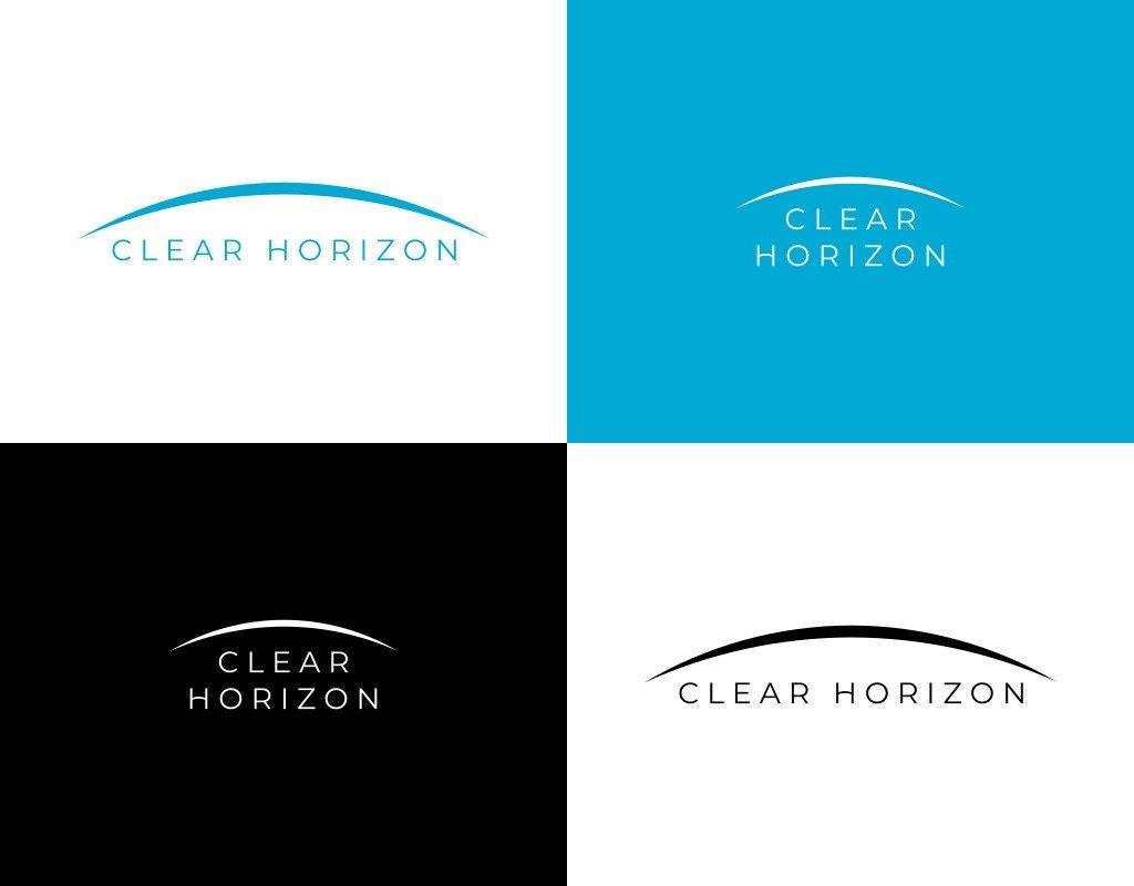 логотип ясный горизонт цвета