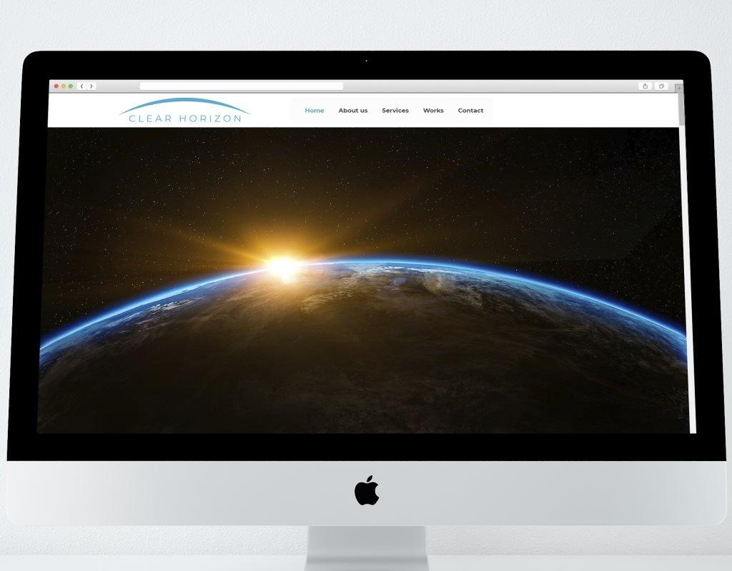 логотип ясный горизонт сайт