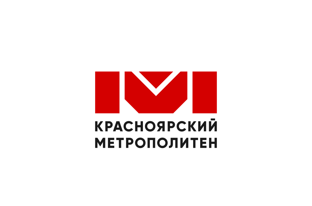 логотип красноярского метрополитена