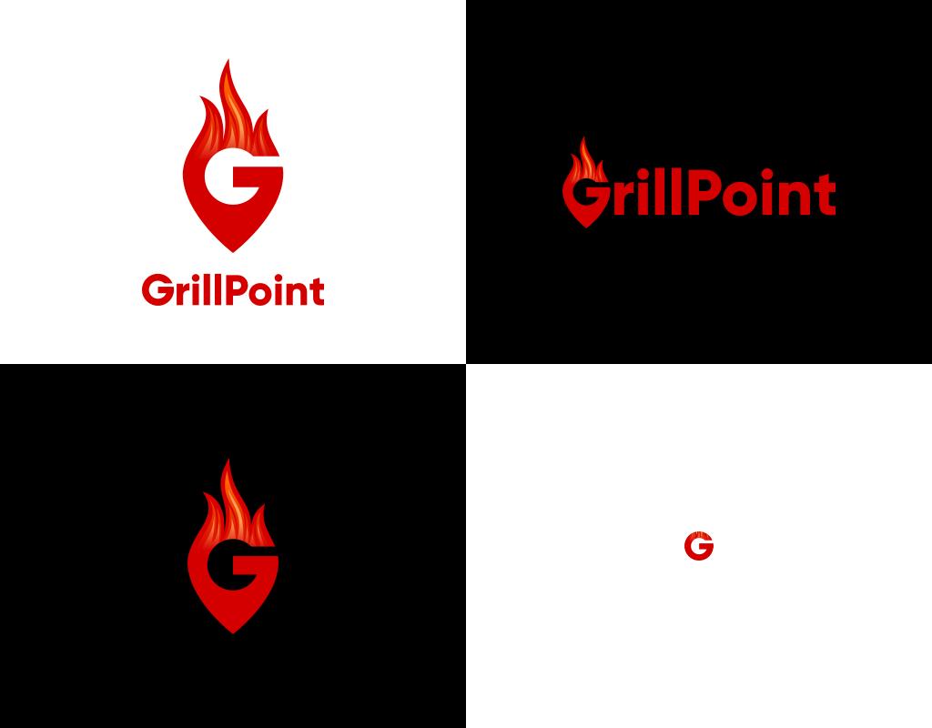 Альтернативные формы логотипа грильбара