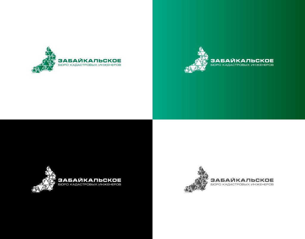 Цвета логотипа для кадастровой фирмы