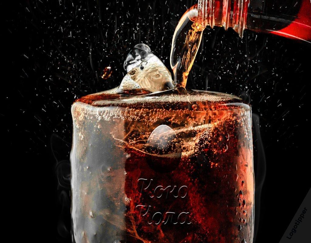 фирменный стиль для бренда напитков